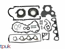 FORD TRANSIT CONNECT C-MAX MONDEO GALAXY ENGINE GASKET SET 1.8 CRANKSHAFT SEALS