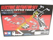 56545 Tamiya R/C ELECTRIC ACTUATOR SET re 1/14 AROCS 3348 6X4 TIPPER TRUCK 56357