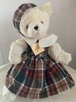 Teddy And Friends, Hyacinth, Teddy Bear, 43cm Tall (17') New With Tags