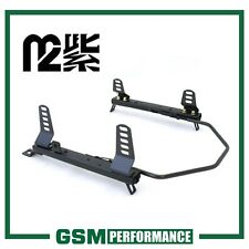 M2 Motorsport Bucket Seat Rails - Honda Civic FN2 (Driver)