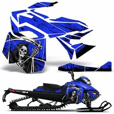 Decal Graphic Kit Ski Doo Rev XM Skidoo Sled Snowmobile Wrap Decal 13-14 REAP U