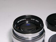 New Jupiter 3+ Art Lens 1.5/50mm L39/M39-mount Russian Sonnar Lomography-Zenit