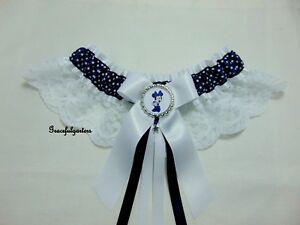 Plus Size Minnie Mouse Disney Bridal Wedding Garter.