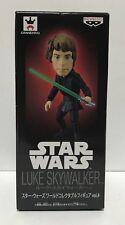 Star Wars Luke Skywalker figure WCF volume 4 Banpresto JAPAN Authentic NEW rare