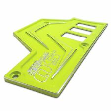 XP1000 6 Switch Dash Panel (Only) Lime Squeeze 2-4 Door RZR4 50 Caliber Polaris