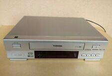 Magnétoscope Toshiba V-610EF avec télécommande