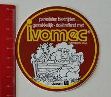 ADESIVI/Sticker: ivomec MSD-agvet (22021780)