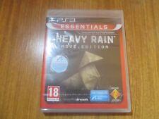 Heavy Rain (Move Edition) ~~ Jeu PS3 Neuf