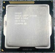 Intel Core i5-2500 3.30GHz/6M/5 GT/s Quad Core Socket 1155 SR00T