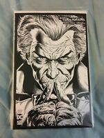 Batman Three Jokers #2 Jason Fabok Retailer Sketch Variant 1:100 NM DC COMICS