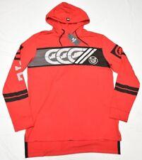 $48 NWT NEW Mens Ecko Unltd Logo Print Hoodie T-Shirt Tee Red Urban Size L N591