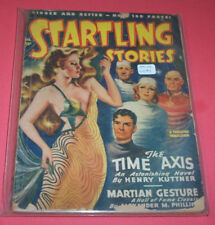 STARTLING STORIES: JANUARY 1949 ~  L. RON HUBBARD, VANCE, LEINSTER, MCDONALD