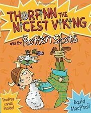 Thorfinn The Nicest Viking and the Rotten Scots, NEW Book