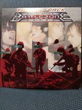 Paul Dianno's Fighting Back LP 1986 Heavy metal, Iron Maiden Di'anno