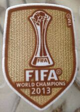 2013 FIFA World Cup Barcelona Real Madrid FC Patch Badge Soccer Badge Messi
