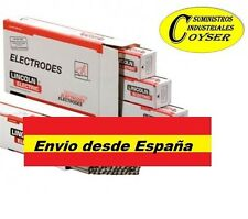 ELECTRODOS RUTILO OMNIA 46 LINCOLN ELECTRIC SOLDADURA E6013  2,5x 350 mm 250und