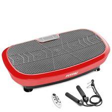 Fitfiu PV-200 1000W Plataforma Vibratoria Oscilante - Roja