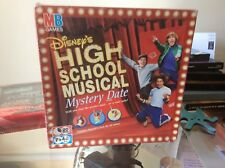 Disneys High School Musical Mystery Date Childrens Board Game by MB Games 2007