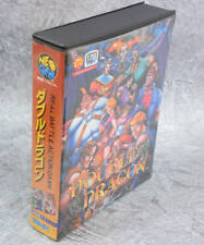 DOUBLE DRAGON NEO GEO AES Brand New Dead Stock Ref/0650 FREE SHIPPING