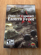 Chain of Command: Eastern Front (PC, 2006) complete in box