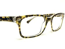 Ray Ban RB5286 5082 Women's Tortoise Clear Rx Hipster Eyeglasses Frames 51/18