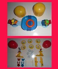 Lotto Stock 3 Kinder Gransorpresa Tom & Jerry Beach Volley + Piscina Pool