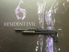 Hot Toys Resident Evil 6 Leon S Kennedy Ithaca 37 Shotgun loose 1/6th scale