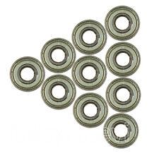 10 Balls Bearing 608Z 8mm/22mm/7 for Skateboards scooter Rollerblade babyfacevi#