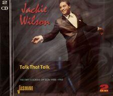JACKIE WILSON 'Talk That Talk' - 2CD Set on Jasmine