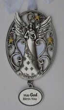 i May God bless you guardian angel BLESSED BY ANGELS Ornament Ganz