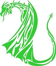 Dragon Mythical Creature Tribal Car Truck Window Laptop Vinyl Decal Sticker