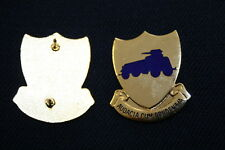 82ND RECON RECONNAISSANCE CREST DI 2ND ARMORED DIV SINGLE