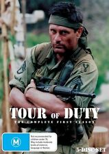 TOUR OF DUTY THE COMPLETE FIRST SEASON - FREE LOCAL POST