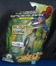 Amazing Spiderman Invisi-Skin Lizard Toy Figure MIP 2012 ToysRUs Exclusive