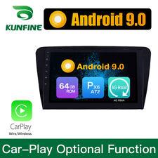 Android 9.0 Auto estéreo reproductor de navegación GPS para Skoda Octavia 2014 Radio