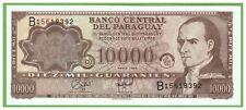 PARAGUAY - 10000 GUARANIES - 1998 - P-216a - UNC - REAL FOTO