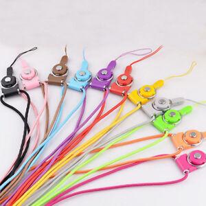 Mobile Phone Chain Neck Lace Lanyard Key Ring Lanyard Detachable Universal