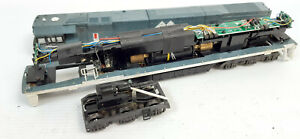 AUSTRAINS NR CLASS #NR60 STEEL-LINK SPARES/REPAIRS **NON-RUNNER** UNBOXED HO(UD)