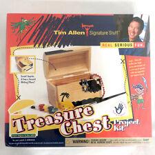 Tim Allen Signature Stuff Tr 00004000 easure Chest Project Kit   New Sealed