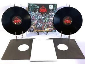 CAEDES CRUENTA Of Ritual Necrophagia And Mysterious Ghoul Cults Double LP Vinyl