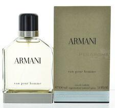 Armani eau pour homme by Giorgio Armani  Eau de Toilette 3.3 oz 100 ml Spray