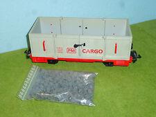 5264 Eisenbahn Wagen Hochbordwagen Eisenbahn zu 5258 4085 4010 Playmobil A07