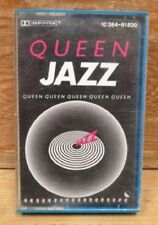 QUEEN JAZZ PAPER LABEL CASSETTE TAPE 1978 GERMANY 1C 264-61820 EMI DOLBY