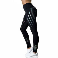 Fitness Mujer Leggings Deportivo Running Jogging Deporte Yoga Gimnasio