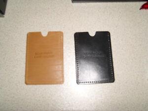 Scan Proof credit card holder