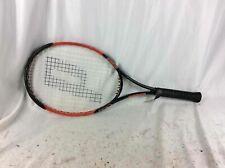 "Prince O3 Orange Tennis Racket, 27.5"", 4 3/8"""