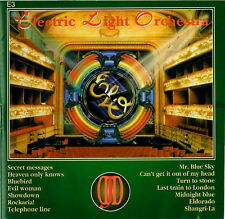 """ELECTRIC LIGHT ORCHESTRA - ELO (Compilation 14 Hits) """"Made in Italy"""" Nuovo CD"""