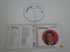 PLACIDO DOMINGO/BE AMORE MIO(TEDESCO GRAMMOPHON 457 936-2) CD ALBUM