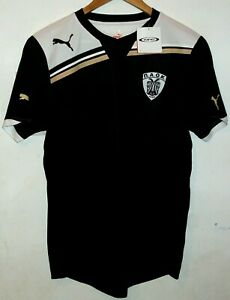PAOK SALONICA AUTHENTIC FOOTBALL SHIRT BY PUMA SMALL GREECE GREEK JERSEY