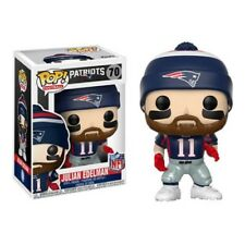 Funko Pop! Football NFL - JULIAN EDELMAN Patriots Vinyl Figure #70